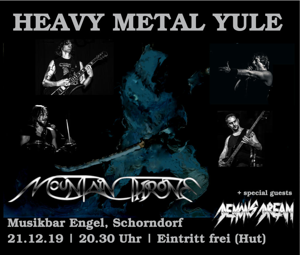 Heavy Metal Yule